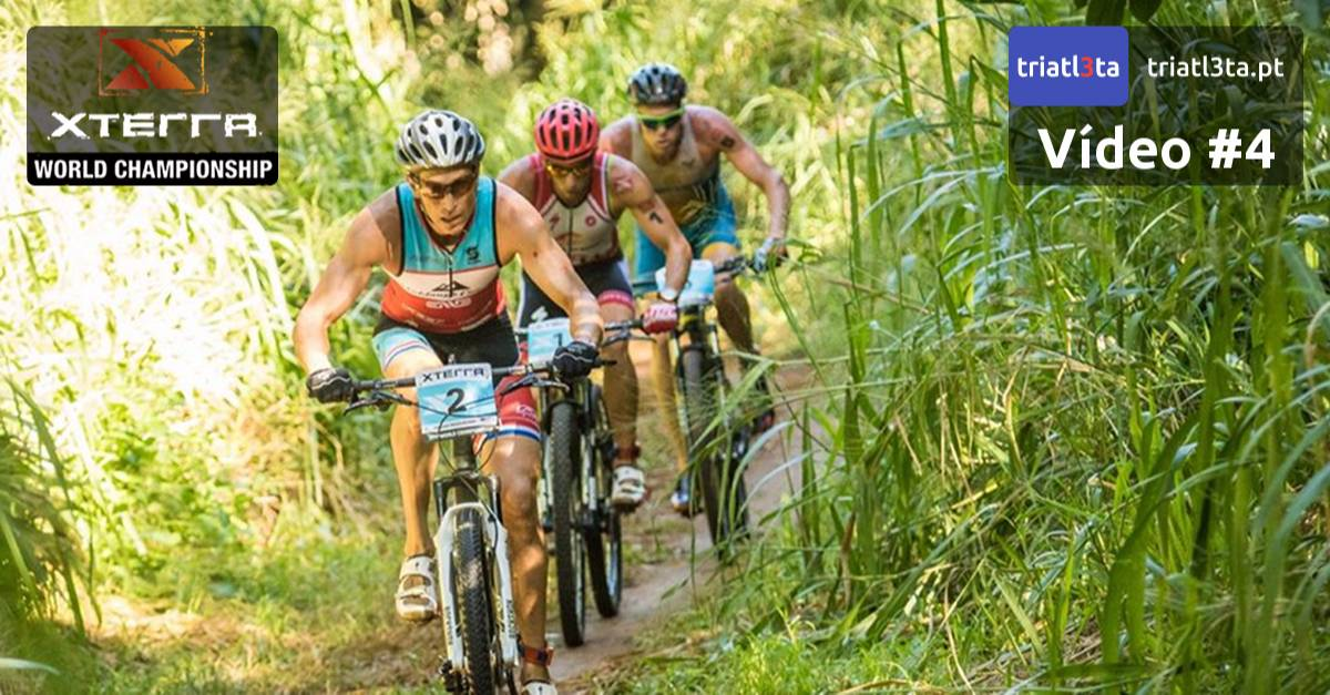 Quarto vídeo da Triatl3ta no XTERRA World Championship