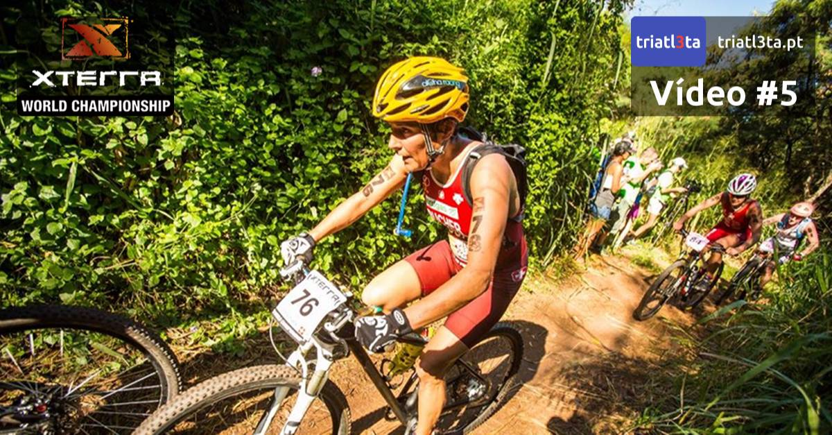 Quinto vídeo da Triatl3ta no XTERRA World Championship