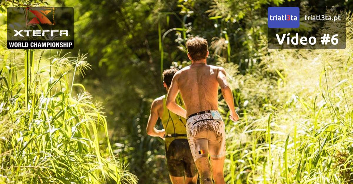 Sexto vídeo da Triatl3ta no XTERRA World Championship