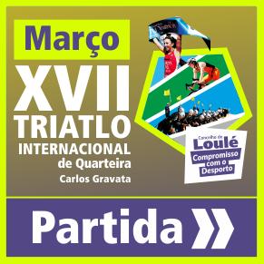XII Triatlo Internacional de Quarteira