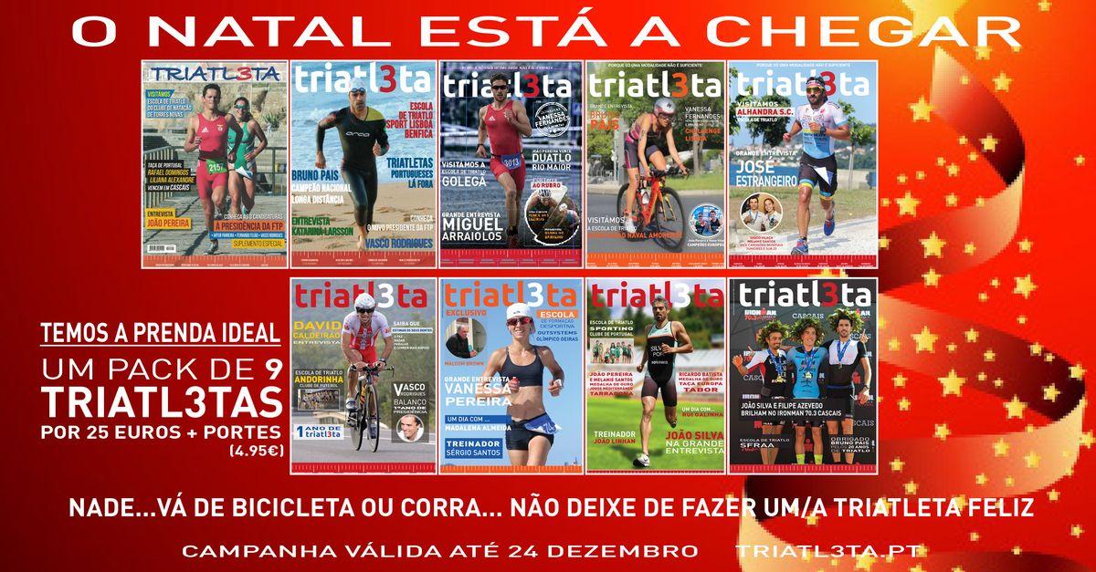Promoção Triatl3ta Natal 2018
