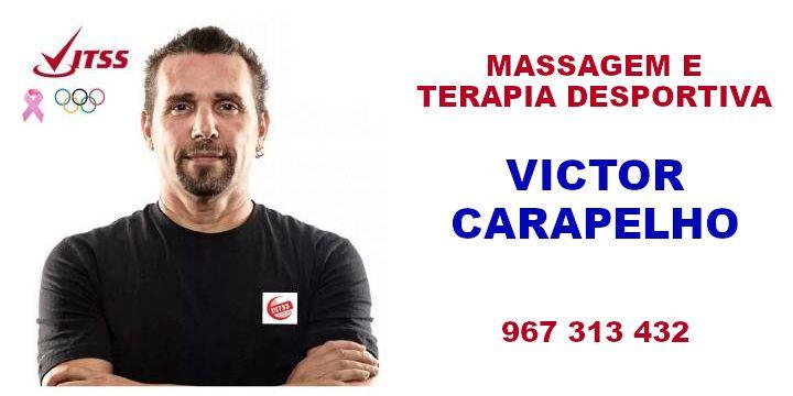 Victor Carapelho - Massagem Desportiva e Terapêutica